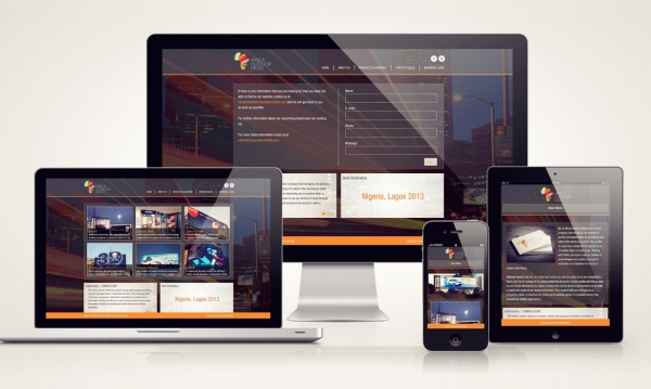 Responsive trong thiết kế Website